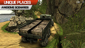 Truck-Driver-3D-game