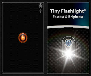 Tiny-Flashlight+LED