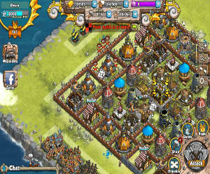 Vikings War of Clans 2