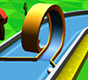 Game Mini Golf: Retro