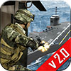 Navy Gunship Shooting 3D Game