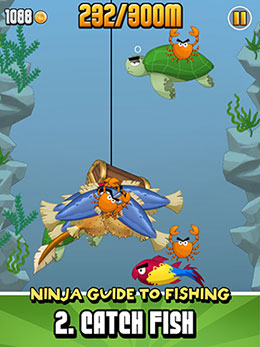 ninja-fishing-game