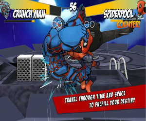 Superheros Free Fighting Games 3