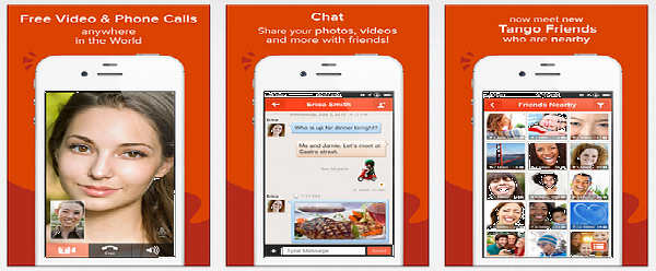 Tango - Free Video Call & Chat 1