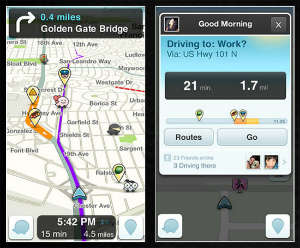 Waze Social GPS Maps Traffic 1