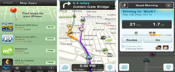 Waze Social GPS Maps Traffic 2