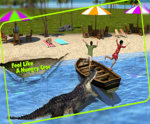 Crocodile Simulator 3D 1