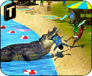 Crocodile Simulator 3D