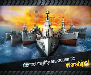 WARSHIP BATTLE 3D World War II2