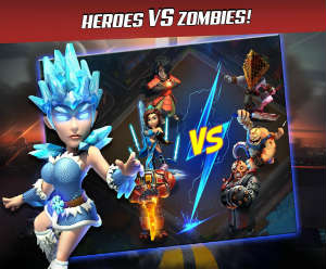 X-War Clash of Zombies 2