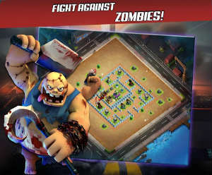 X-War Clash of Zombies