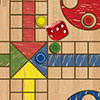Game Ludo Parchis Classic Woodboard