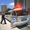 Game Police bus prison transport 3D