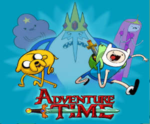 Adventure Time Heroes of Ooo 1