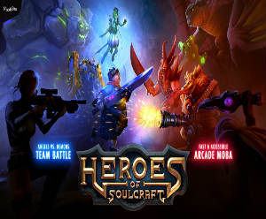 Heroes of SoulCraft - MOBA 1