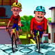 Motu Patlu Bike Cycling