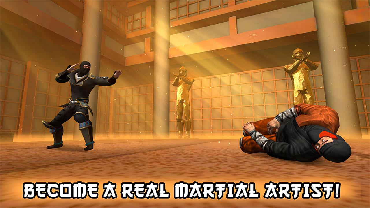 download-game-ninja-kung-fu-fighting-3D-2-free-download-4