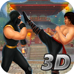 Game Ninja Kung Fu Fighting 3D 2