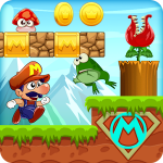 Game Super Vito Jungle Adventure