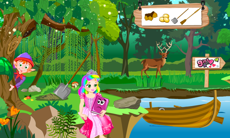 download-game-princess-adventure-escape-free-download-3