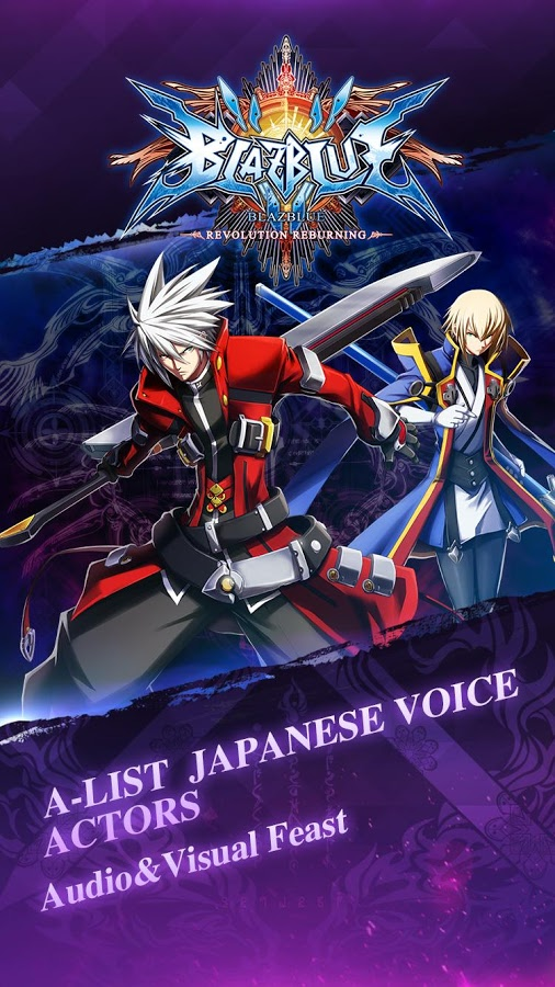 download BlazBlue RR - Real Action Game free download 2