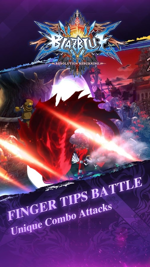 download BlazBlue RR - Real Action Game free download 3