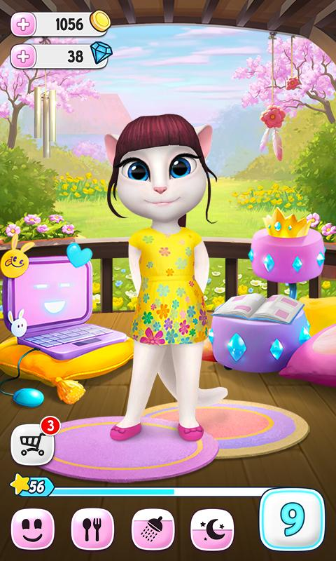 download app My Talking Angela free download 4