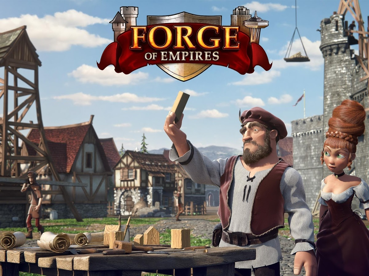 download game Forge of Empires free download 1