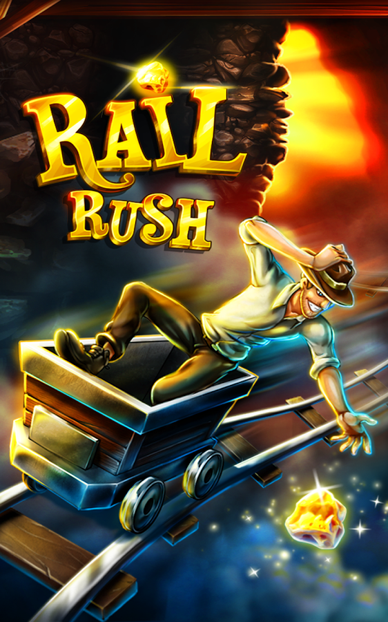 download game Rail Rush free download 1