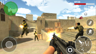 download game Counter Terrorist Shoot free download for mobile 2