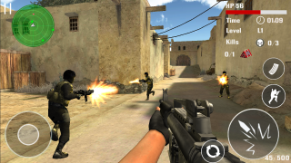 download game Counter Terrorist Shoot free download for mobile 4