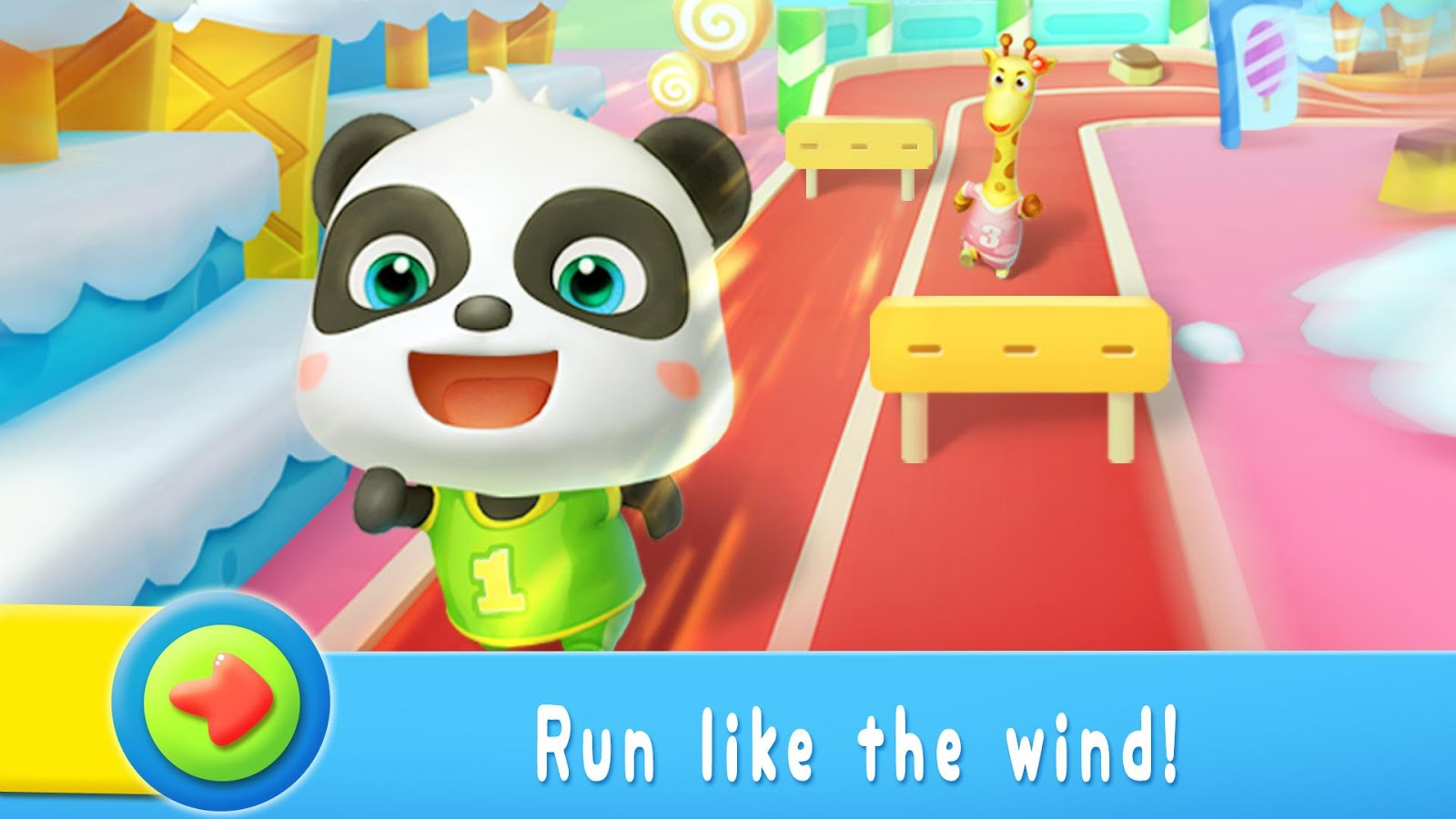download game Panda Sports Games - For Kids free download 3
