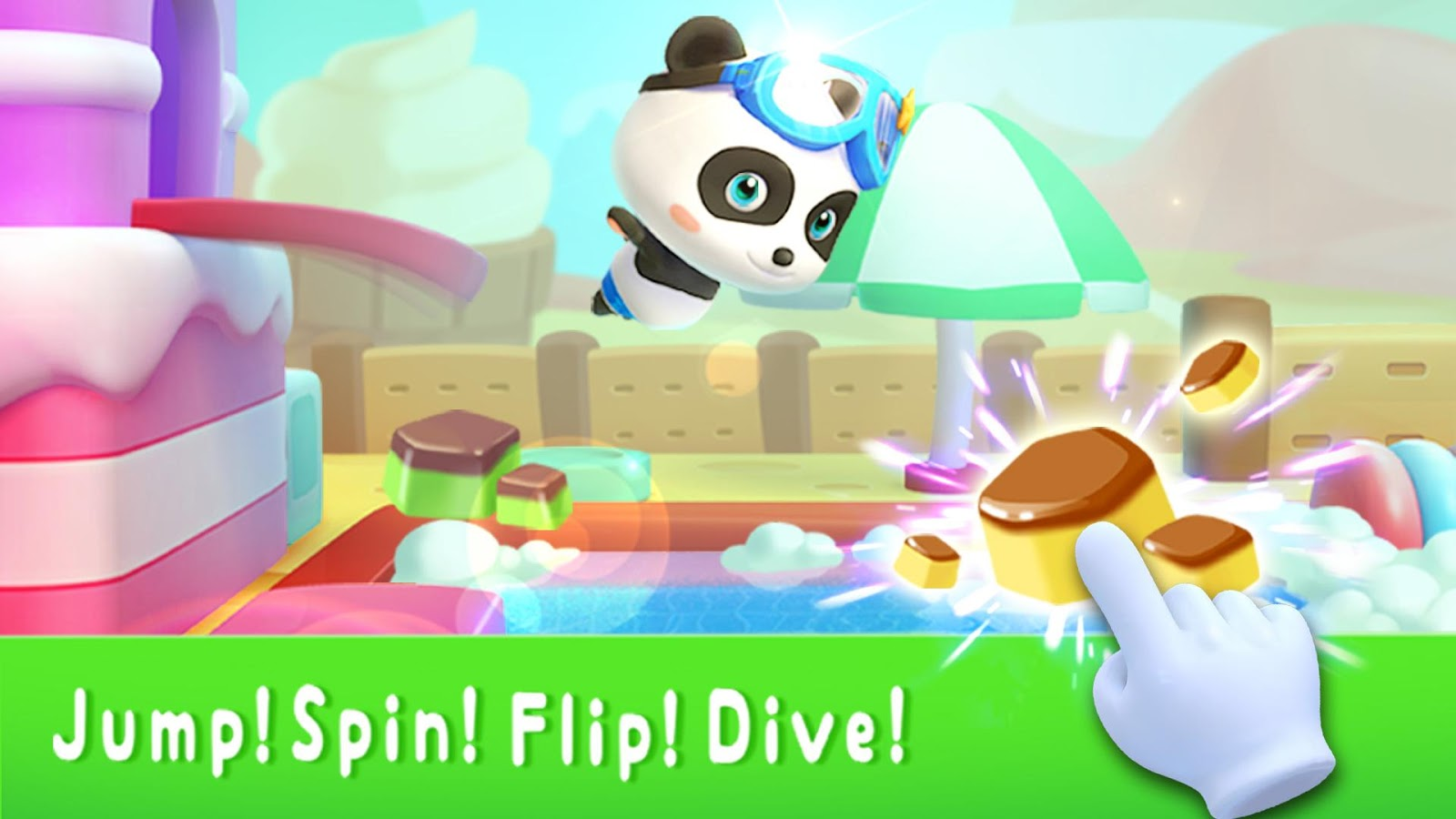 download game Panda Sports Games - For Kids free download 4