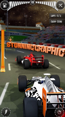 download game Real Thumb Car Racing free for mobile 3