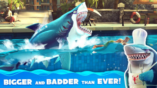 download Game Hungry Shark World free download for mobile 1