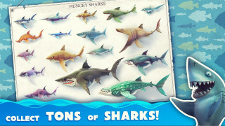 download Game Hungry Shark World free download for mobile 4