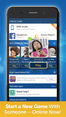 download Game Words With Friends Classic free download for mobile 3