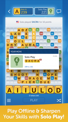 download Game Words With Friends Classic free download for mobile 4