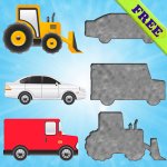Game Vehicles Puzzles for Toddlers