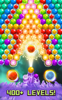 download game Bubble Puzzle Space free download for mobile 1