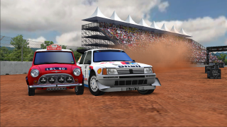 download game Pocket Rally LITE free download for mobile 2