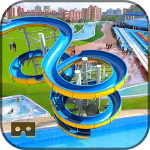 Game Water Slide Adventure VR