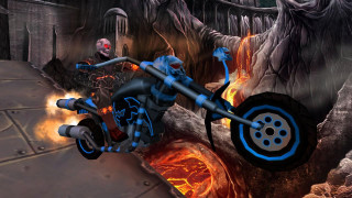 download game Ghost Ride 3D free download for mobile 3
