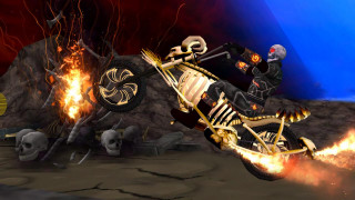download game Ghost Ride 3D free download for mobile 4