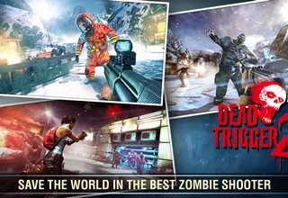 Dead Trigger 2 First Person Zombie Shooter Game-4