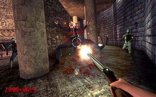 Download game Zombie Waves 3D free-2