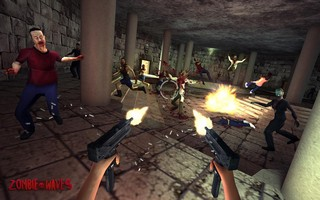 Download game Zombie Waves 3D free