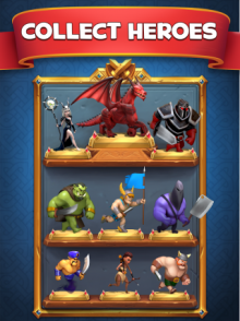 download Castle Crush Free Strategy Card Games free for mobile 3