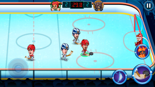 download Hockey Legends Sports Game free download for mobile 4