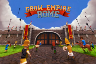 download game Grow Empire Rome free download for mobile 1